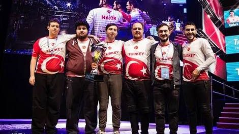 Türkiye'nin CS:GO'daki Başarıları