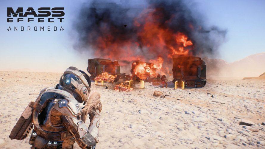 Mass Effect'e derinlemesine bir göz atın: Andromeda'nın dövüş sistemi