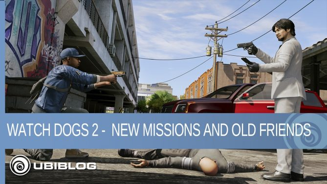Watch Dogs 2 Human Conditions DLC Yeni İçerik Getiriyor !