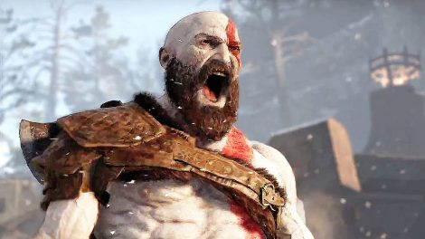 PS4 Efsanevi God of War Geliyor Mu ?