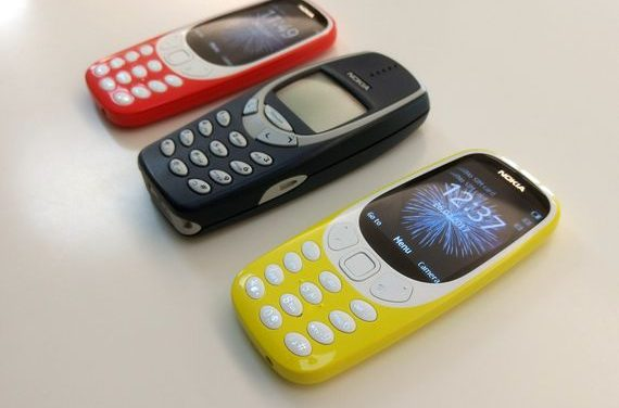 Efsanevi Telefon Nokia 3310 Geri Mi Dönüyor ?