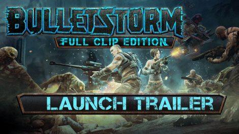 Bulletstorm: Full Clip Edition Videosu Yayınlandı