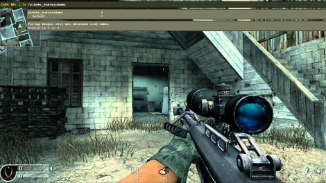 Call of Duty 4 Cod4 Modern Warfare hileleri