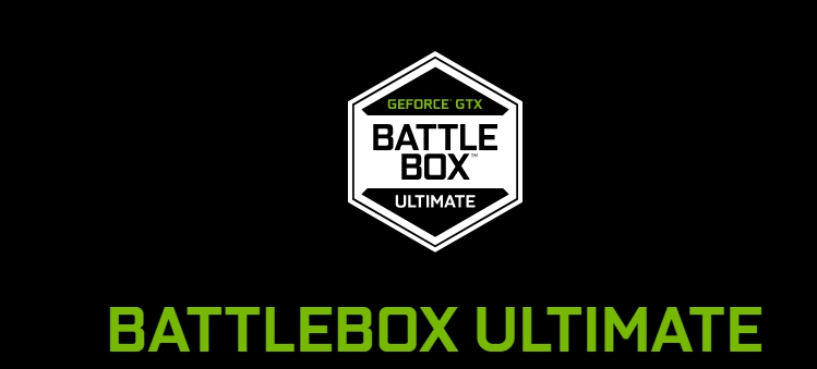 GeForce GTX Battlebox özellikleri