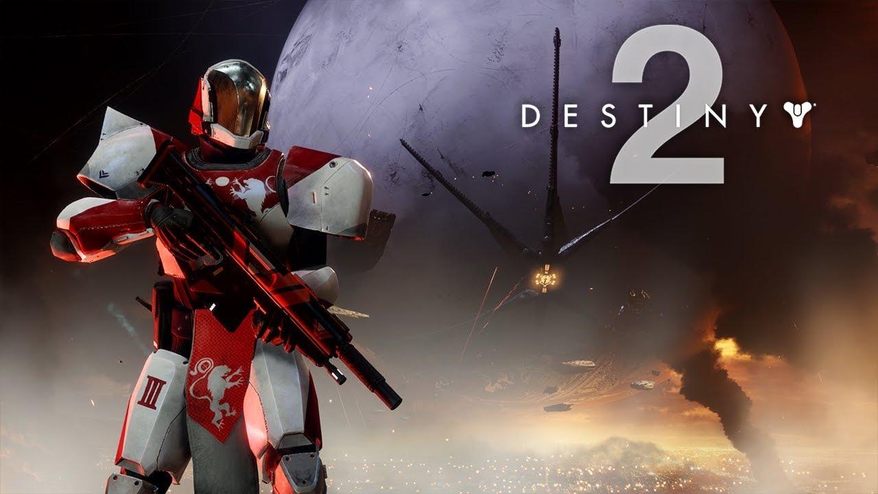 2017'nin En İyi Oyunları - Destiny 2