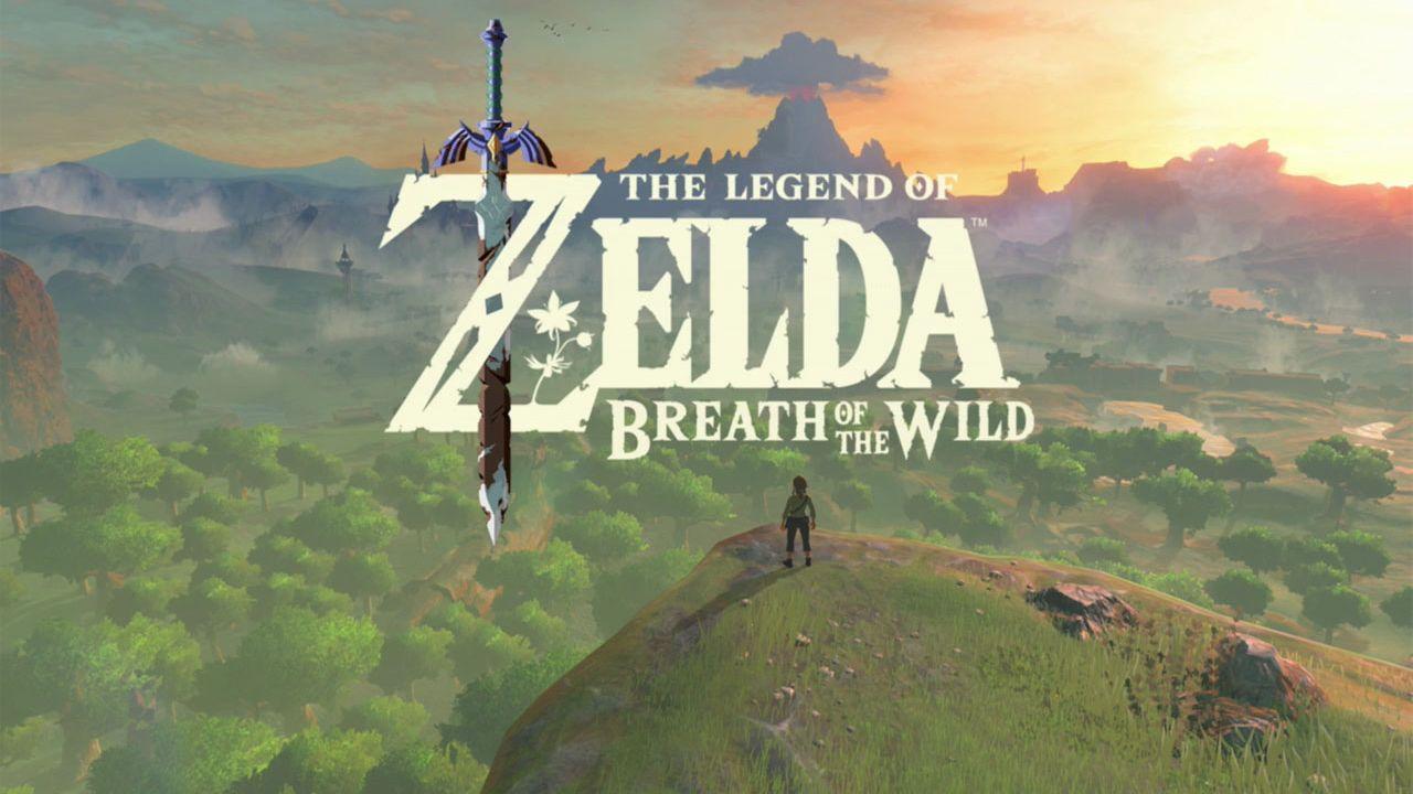 2017'nin En İyi Oyunları - The Legend of Zelda: Breath of Wild