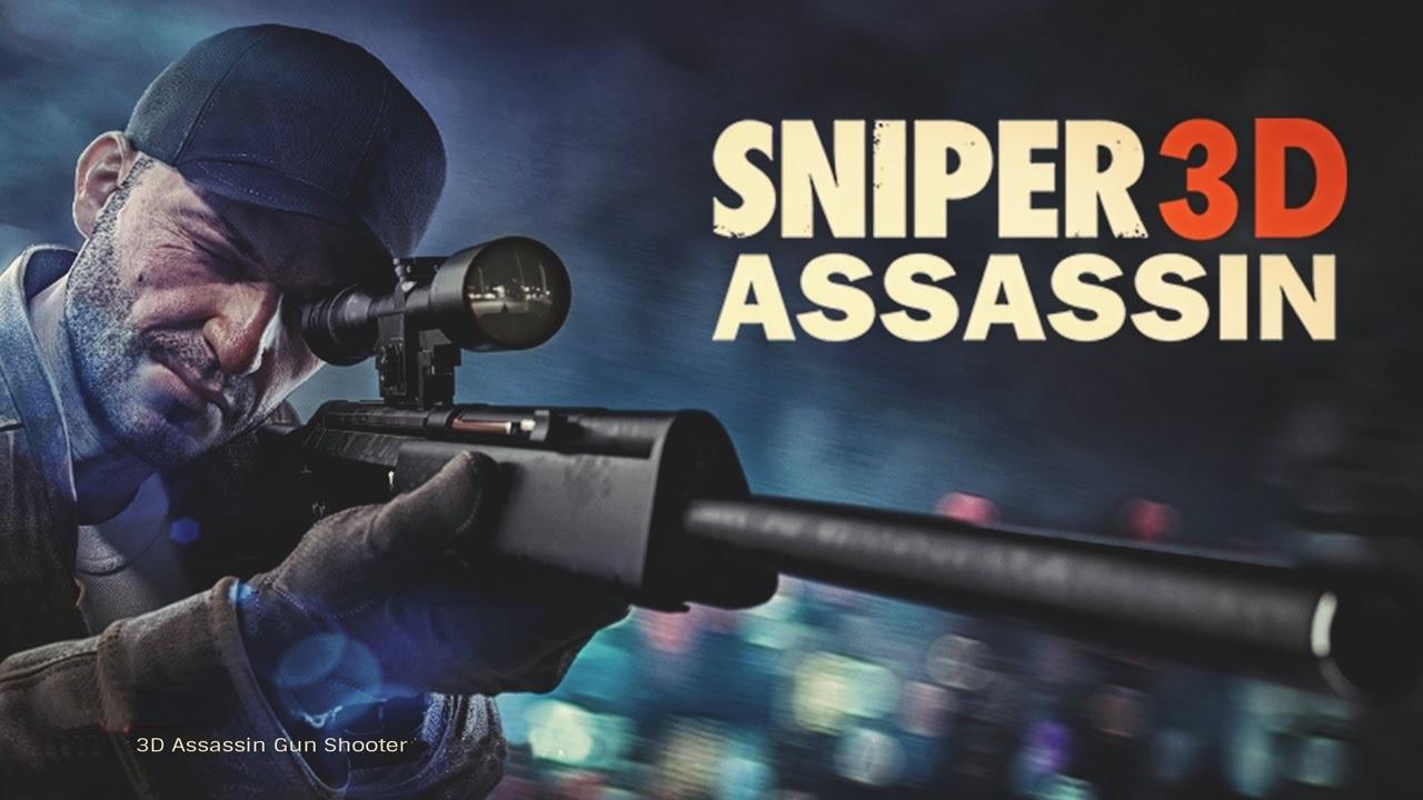Sniper 3D Assassin bilgisayarda oynama