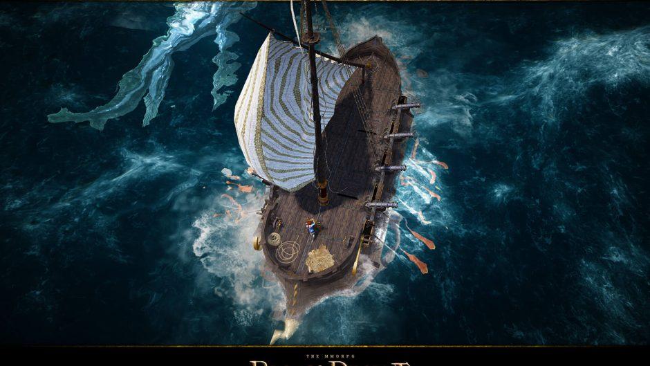 Black Desert Online'a Okyanus Haritası Eklendi!