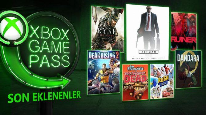 Xbox Game Pass'in Ağustos Oyunları Belli Oldu!