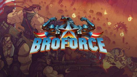Broforce – Kana Bulanmış Piksel Dünya