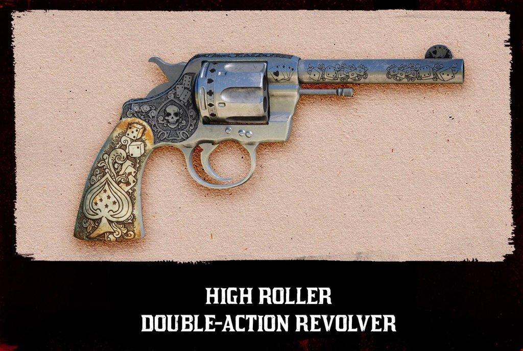 High Roller Revolver