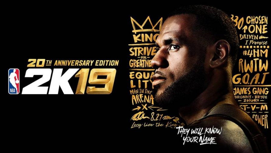 NBA 2K19 'un En İyi 10 Oyuncusu!