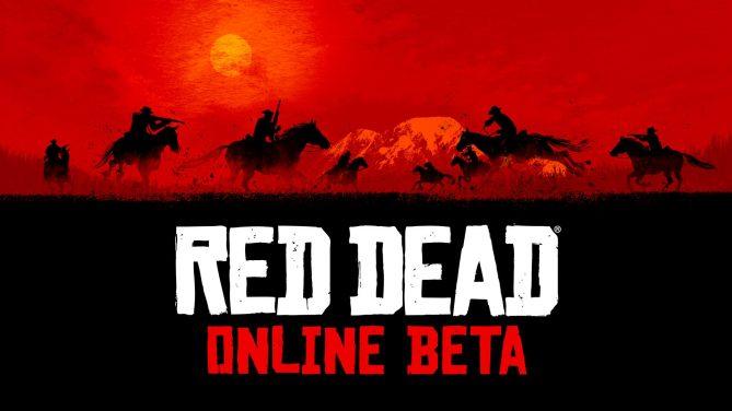 Red Dead Online Beta Tarihleri Açıklandı!