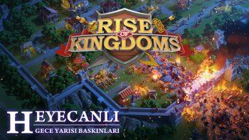 Rise of Kingdoms, Bütün Android ve IOS Cihazlarda!