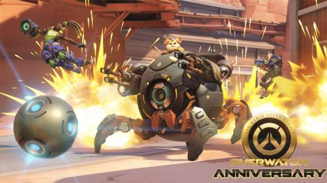 Overwatch Yeni Yaşını Sürprizlerle Kutlayacak