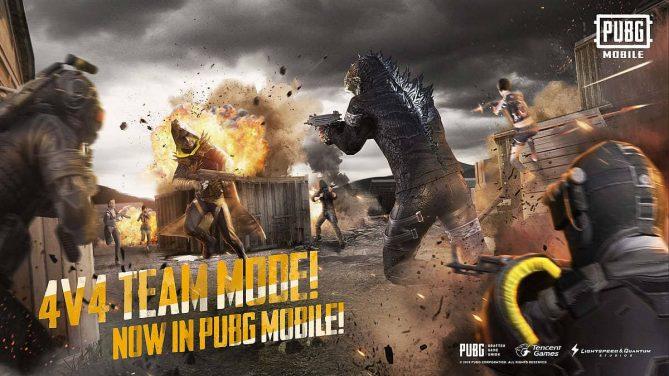 PUBG Mobile Yeni Oyun Modu Açıklandı