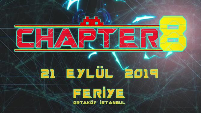 Multiplayer Oyun Festivali Chapter 8 Geliyor!