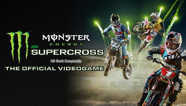 Monster Energy Supercross – The Official Video Game