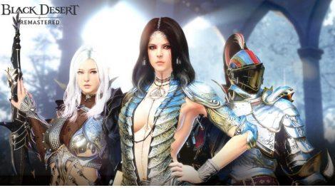 Black Desert 2020 Yılında En İyi MMORPG Oyunu Seçildi