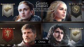 101XP, Oyuncuları Game of Thrones: Winter is Coming'e Davet Ediyor