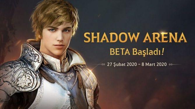 Shadow Arena, Global Beta Test Sürümü Başladı