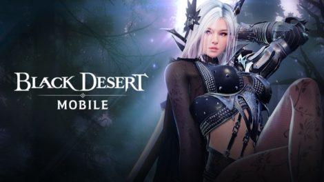 Yeni Sınıf Dark Knight için Ön Kayıt EtkinliğiBlack Desert Mobile'da