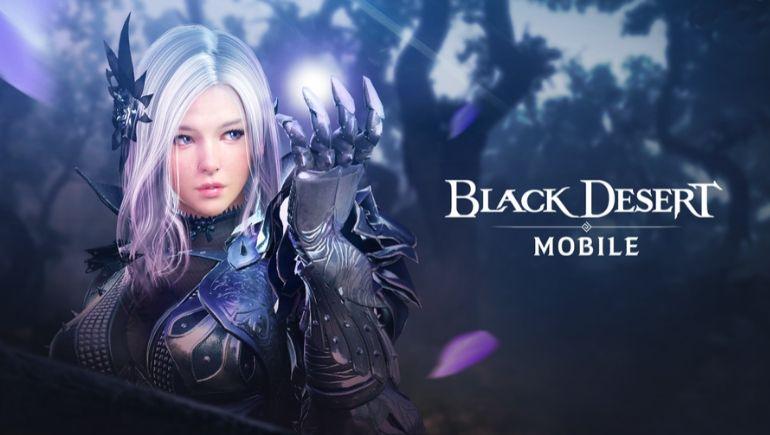 Dark Knight Sınıfı Artık Black Desert Mobile'da