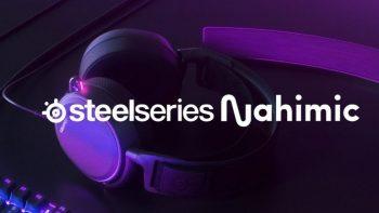 Ses Yazılım Lideri A-Volute Nahimic, SteelSeries Ailesine Katılıyor