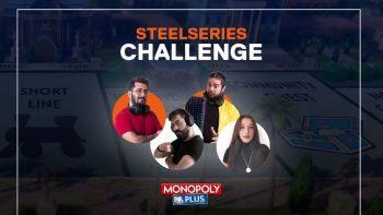 SteelSeries Ailesi Eğlence Dolu Etkinlikler ile Büyümeye Devam Ediyor