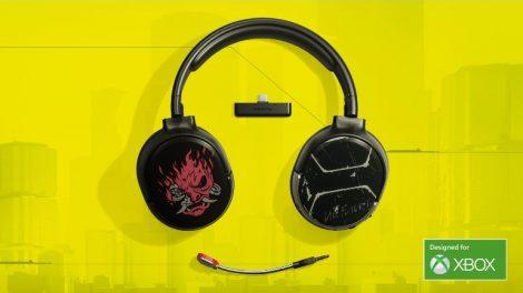 SteelSeries, Sınırlı Üretim Cyberpunk 2077 Kulaklık Koleksiyonunu Tanıttı