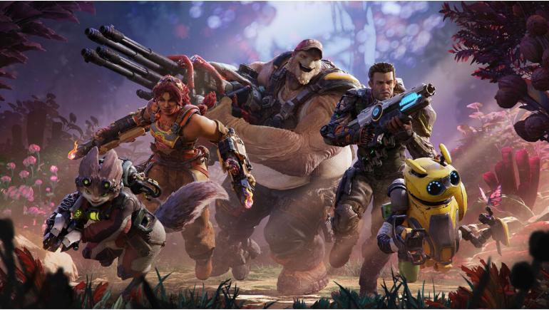 Amazon Games'in Yeni Oyunu Crucible Steam'de!