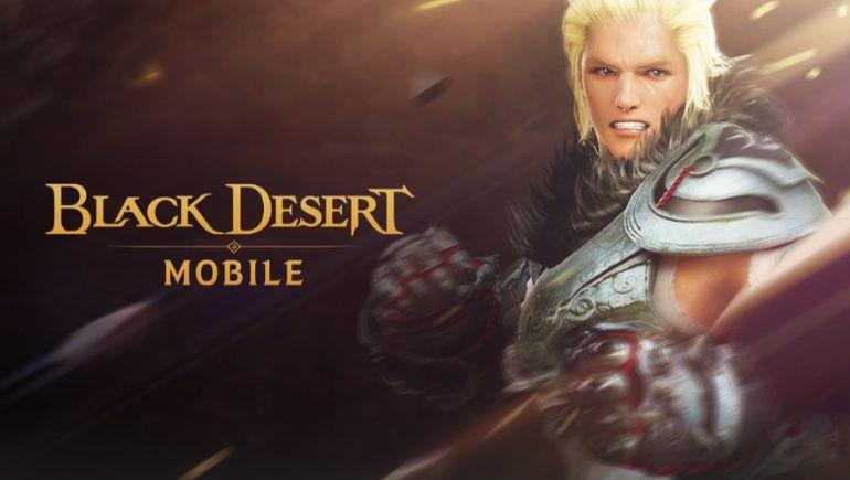 Maceracılar Striker Sınıfının Black Desert Mobile'a Gelişini Kutluyor
