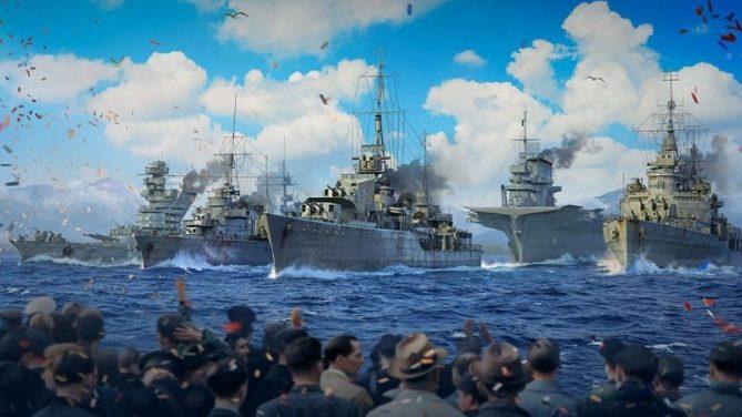 World of Warships, Avrupa Zafer Günü'nün 75. Yılını Kutladı