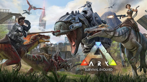 ARK: Survival Evolved, Epic Games Store'da Ücretsiz!