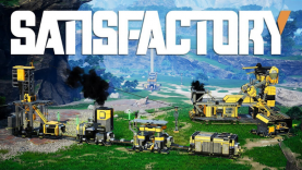 Satisfactory, Steam'e de Geliyor!
