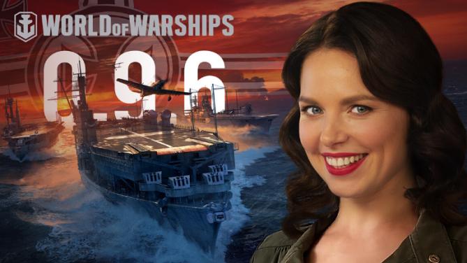 Alman Uçak Gemileri World of Warships'te Rüzgar Estirmeye Geliyor