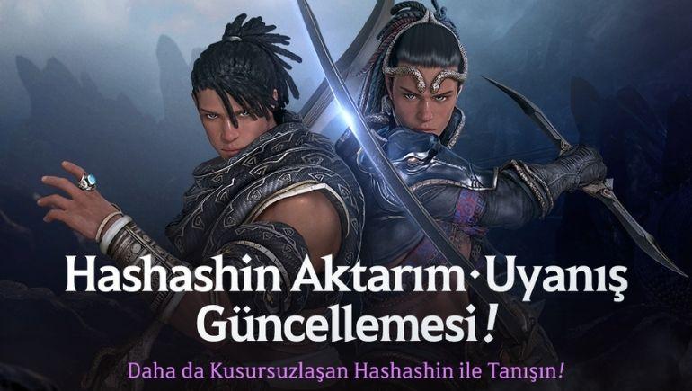 Hashashin için Uyanış ve Aktarım Güncellemesi Black Desert Türkiye&MENA'da