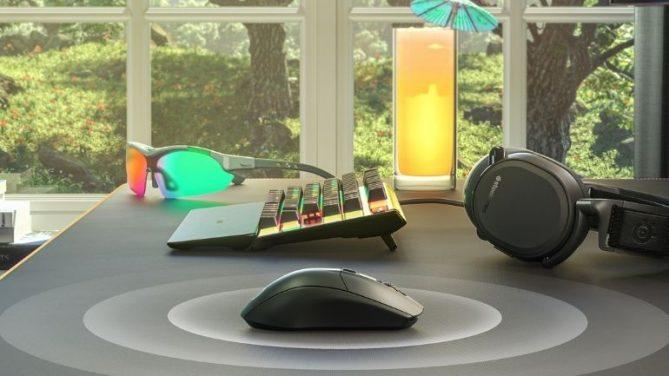 SteelSeries'ten Uzun Pil Ömrüne Sahip Dual Wireless Rival 3