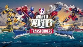 Transformers, World of Warships ve World of Warships: Legends Evrenine Dönüyor