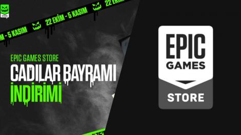 Epic Games Store Cadılar Bayramı İndirimi Devam Ediyor!
