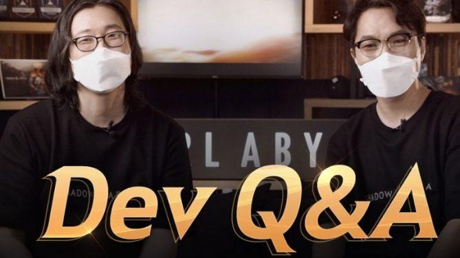 Shadow Arena Geliştirici Soru-Cevap Videosu Yayınlandı
