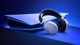SteelSeries, En Çok Satan Arctis 7'yi Yeni Nesil PlayStation için Yeniden Tasarlıyor