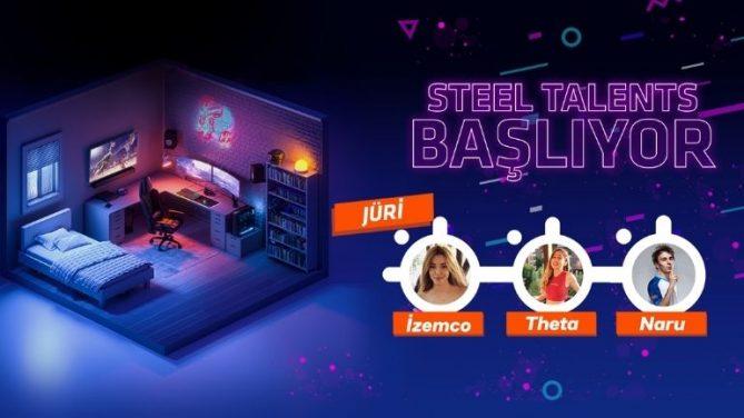 SteelSeries Steel Talents ile Hayallerin Ötesine Yolculuk Başlıyor