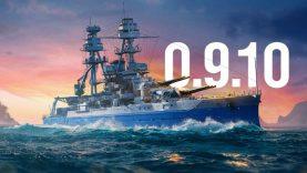 World of Warships Evreninde Yeni Savaş Modu ve ABD Savaşları Etkinliği II Başlıyor