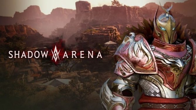 Shadow Arena Evrenine Katılan Yeni Kahraman Tantu Tanıtıldı