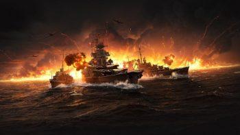 World of Warships Evreninde Kara Cuma Avantajlarına Yelken Açılıyor