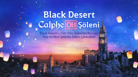 Kış Şenlikleri Black Desert Türkiye&MENA'da Devam Ediyor