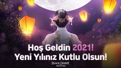 Black Desert Türkiye & MENA için Fırsat Dolu Yeni Yıla Hazırlanın