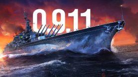 Yeni Yıl Kutlamaları Erkenden World of Warships Evrenine Geliyor