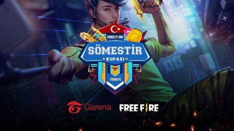 Garena 2021 Yılında Türkiye'de Gerçekleştireceği İlk Turnuvası Free Fire Sömestir Kupası'nı Duyurdu